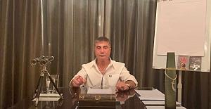 """Sedat Peker'den Bakan Soylu'ya: """"Yeğenin vasıtasıyla Fatih Faruk Özer'le irtibat kurup paranın kaç lirasını aldınız anlatacağım"""""""