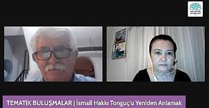 Tematik Buluşmalar'da Tonguç konuşuldu