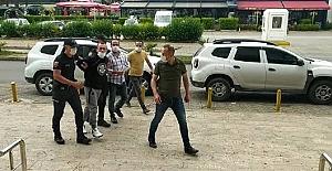 Yomra Belediye Başkanı Bıyık'a saldırıda bulunan iki zanlı tutuklandı