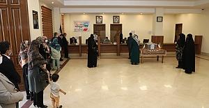 Yurt dışında mukim İran vatandaşları geniş şekilde seçimlere katıldı