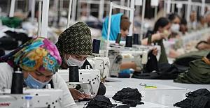 18 ülkeye tekstil ürünleri ihraç eden ilçe: Yüksekova