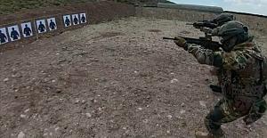 """7 ülkenin özel kuvvet askerlerinden """"Anadolu-21"""" tatbikatı"""