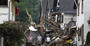Avrupa'da sel felaketi: Can kaybı 168'e yükseldi, yüzlerce kişiden halen haber alınamıyor