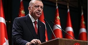 """Erdoğan: """"Emekli aylıkları ve bayram ikramiyelerini Kurban Bayramı öncesi ödeyeceğiz"""""""