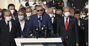 Cumhurbaşkanı Erdoğan Kabil Havalimanı için Türkiye'nin şartlarını açıkladı