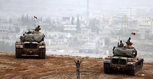 Fırat Kalkanı harekat bölgesinde 7 PKK/YPG'li terörist etkisiz hale getirildi