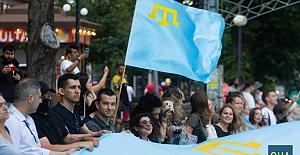 Kırım Tatarlarını Ukrayna'nın yerli halkı olarak tanıyan kanun yürürlüğe girdi