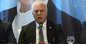 """Koray Aydın Bursa'dan seslendi;  """"İYİ Parti olarak Türk siyasetine ilkleri getiren partiyiz"""""""