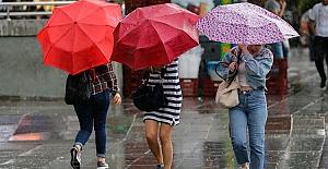 Meteoroloji'den Marmara Bölgesine sağanak yağış ve sel uyarısı
