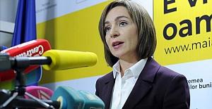 Moldova'da seçimleri Cumhurbaşkanı Sandu'nun partisi kazandı