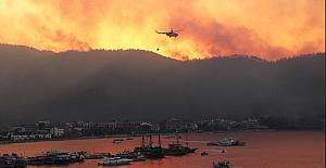 """Orman Bakanlığı: """"66 yangın kontrol altında, 13 yangın devam ediyor"""""""