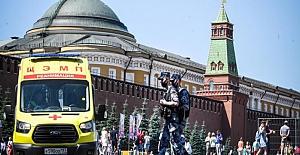 Rusya salgında can kaybı rekoru kırdı: Günlük ölüm sayısı 752 Güncel