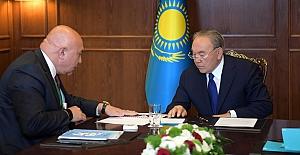 Yıldırım Holding'ten Kazakistan'a 400 milyon dolarlık yatırım