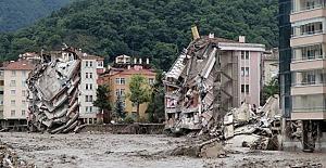 """AFAD açıkladı: """"Sel felaketinde hayatını kaybeden sayısı 79'a ulaştı"""""""