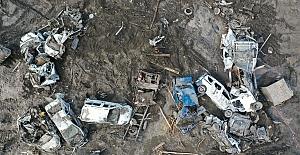 Batı Karadeniz'deki sel felaketinde hayatını kaybedenlerin sayısı 71'e yükseldi