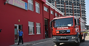 Bursa itfaiyesi 7 araçla Marmaris'in hizmetinde