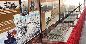 'Çanakkale Savaş Objeleri ve Fotoğrafları Sergisi' bu defa Bursa'da