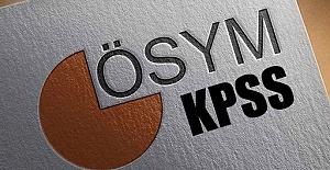 KPSS cevap anahtarı yayınlandı!