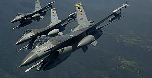 Kuzey Irak'a hava harekatı: '40'a yakın hedef imha edildi'