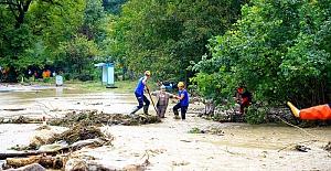 Sel felaketinde can kaybı 17'ye yükseldi