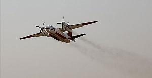 Ukrayna uçakları Türkiye'deki yangınlara müdahale etmeye devam ediyor