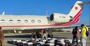 1304 kilo kokainle yakalanan uçağın sahibi konuştu