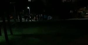 Ankara'da parka çadır kuran üniversitelilere polis müdehalesi
