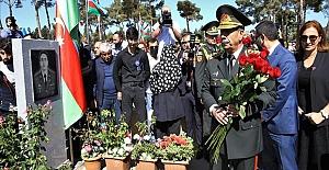 Azerbaycan, 2. Karabağ Savaşı'nın şehitlerini andı