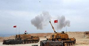 Barış Pınarı harekat bölgesine saldıran 9 PKK/ YPG'li terörist etkisiz hale getirildi