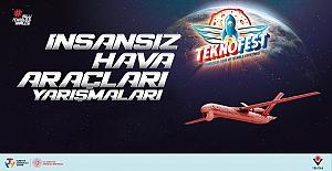 Bursa'da İHA Yarışmaları Heyecanı