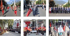 Bursa'nın Düşman İşgalinden Kurtuluşunun 99. Yıl Dönümü Coşkuyla Kutlandı