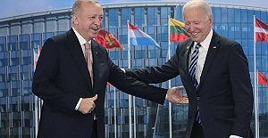 """CBS News'a konuşan Erdoğan: """"Türkiye, ABD'nin Afganistan'dan çıktığı gibi Irak ve Suriye'den de çıkmasını istiyor"""""""