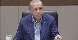 Cumhurbaşkanı Erdoğan ABD'ye uçuşu öncesi artan kira fiyatları ve Ermenistan ile ilişkiler hakkında konuştu