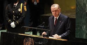 """Erdoğan: """"Artık yeni göç dalgalarını karşılamaya ne imkanımız, ne de tahammülümüz vardır"""""""