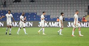 Fenerbahçeye Kocaman Çelme: Medipol Başakşehir: 2 - Fenerbahçe: 0
