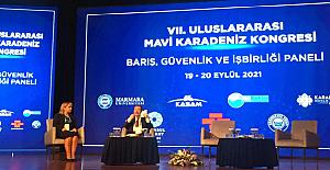 İstanbul'da düzenlenen 7. Uluslararası Mavi Deniz Kongresi