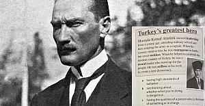 Kıbrıs Rum Kesimi, Atatürk'ü anlatan ders kitabını toplatacak!