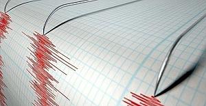 Kumluca'dan sonra bu defa Datça'da 4.5 büyüklüğünde Deprem!