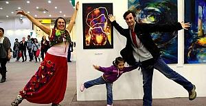 """LEY SABAH yazdı: """"Çocuğa resim öğretemeyiz ama ondan öğrenebiliriz!.."""""""