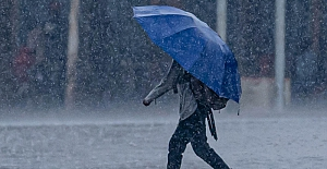 Meteoroloji'den 15 il için sağanak yağış uyarısı