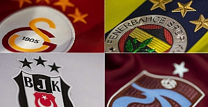 """Süper Lig'de yaz transfer dönemi sona erdi: İşte """"dört büyükler""""in yeni transferleri"""