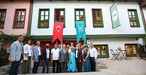 Tarihi Kentler Birliği'nden İpek Evi'ne ödül