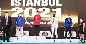 Türk karateciler 11 madalya daha kazandı