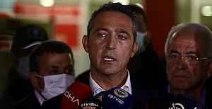 """Başkan Koç, Alanyaspor yenilgisi sonrası yorumladı; """"Taraftarın tepkisi gayet normal"""""""
