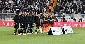 Derbi karşılaşmada Beşiktaş, Galatasaray'ı 2-1 mağlup etti