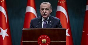 Erdoğan'dan büyükelçilerin açıklamasına yanıt: Yanlıştan dönülmüştür