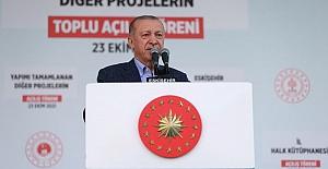 """Erdoğan: """"Yatıyorlar, kalkıyorlar, Kavala, Kavala… Kavala dediğin, Soros'un Türkiye şubesi.."""""""