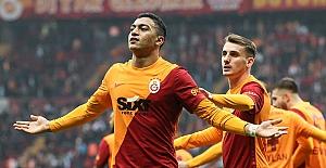 Galatasaray - İttifak Holding Konyaspor: 1-0