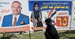 Irak'ta halk 2019'daki büyük protesto gösterileri sonrası ilk kez sandığa gitti
