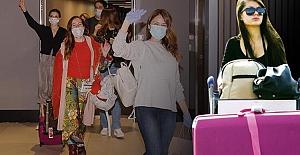 Kışa girerken Rus turist sürprizi